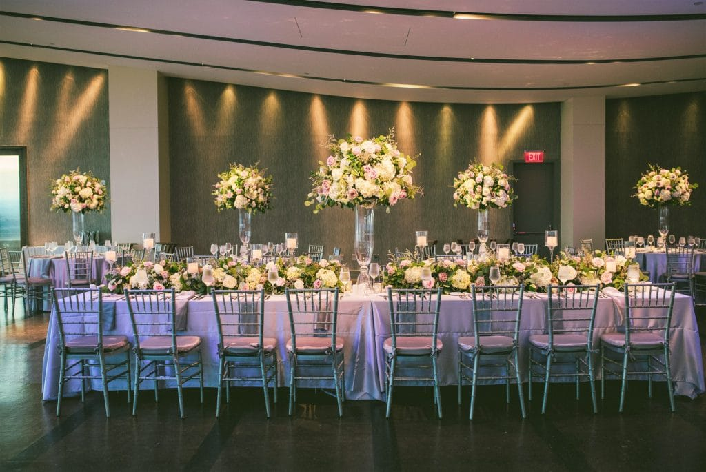 Graff Long Tables 1024x684 - Atlantic Room
