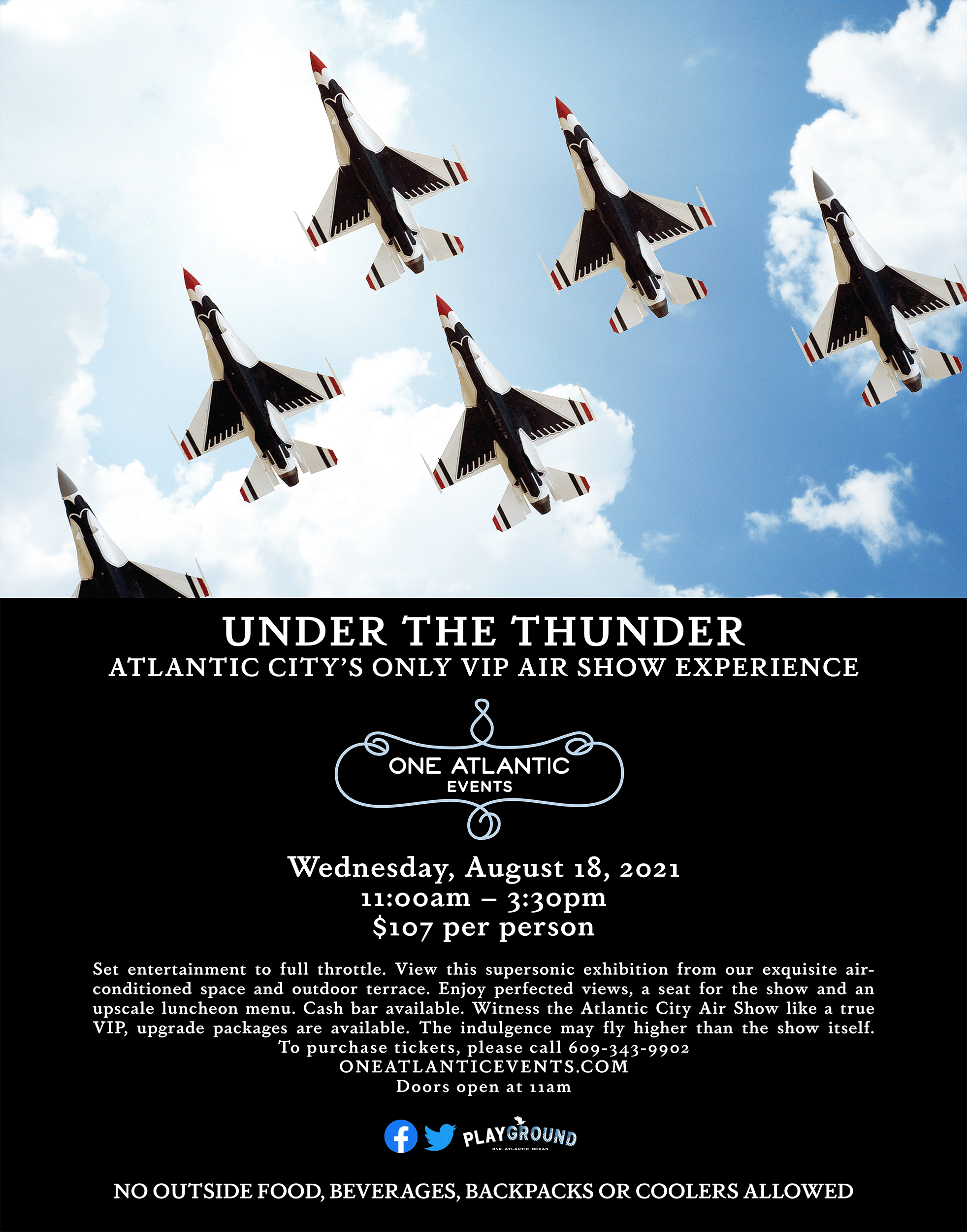 22x28 Airshow Poster - 2021 Airshow